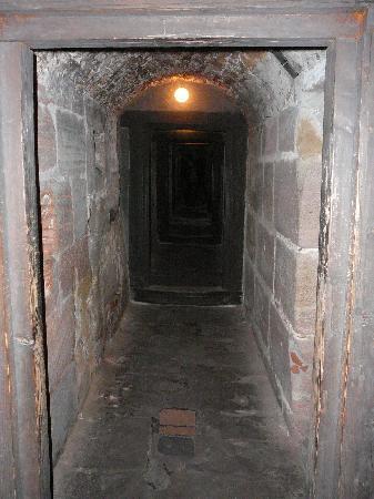 Lochgefangnis Prison : Gang zu den Zellen