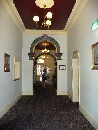 Federal Boutique Hotel: Rosie's Hallway