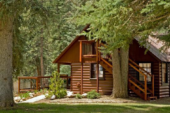 O-Bar-O Cabins: The location is perfect to take advantage of numerous activities in the area.