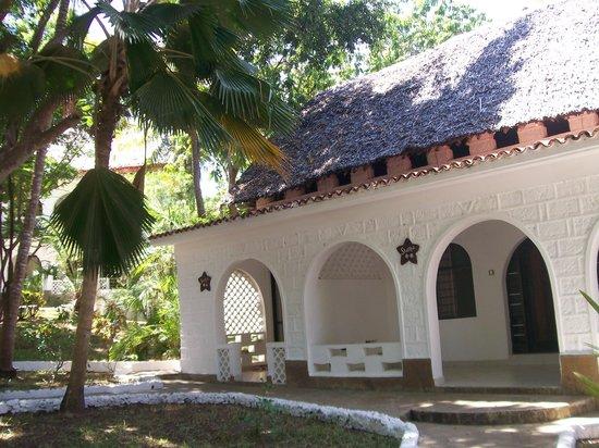 SheShe Baharini Beach Hotel: la struttura