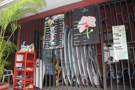 Rutan Surf Cabinas: Board Rentals