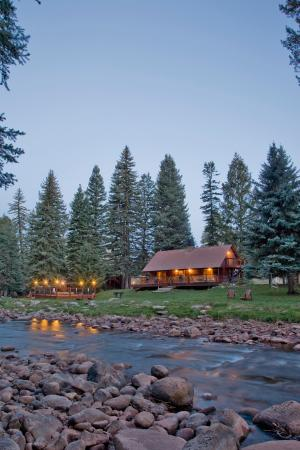 O-Bar-O Cabins: Escape to your cabin in Durango, Colorado