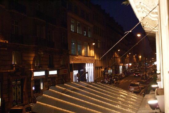 New Orient Hotel: Balcony View