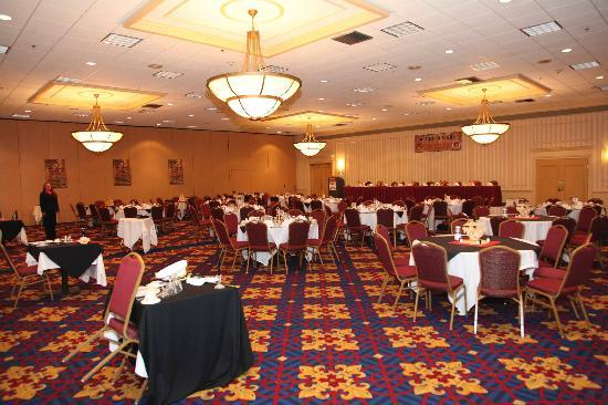 Holiday Inn Boxborough (I-495 Exit 28): Dining Room for Event