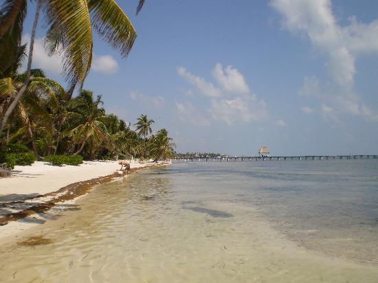 Xaman Ek Resort & Spa: The Beach