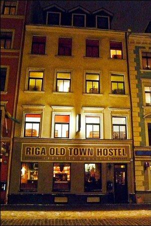 Хостел и бар Riga Old Town Hostel & Backpackers Pub
