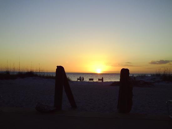 Sailfish Beach Resort: Sunset From Sailfish