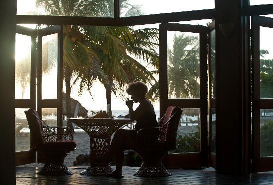 Jaguar Reef Lodge & Spa: breakfast