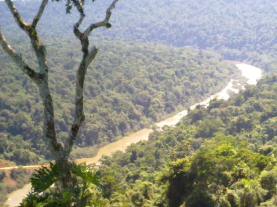 Los Saltos del Mocona: Camino al MOCONA