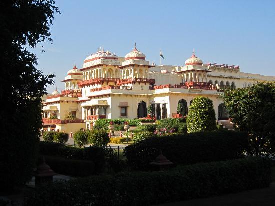 Rambagh Palace: Rambagh