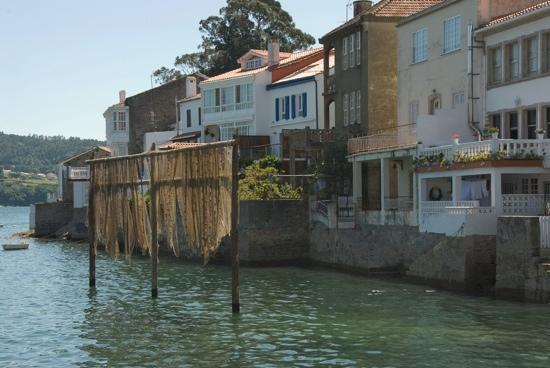 Province of A Coruna, Spain: Redes - Ares - La Coruña