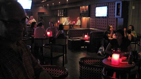 Four Points by Sheraton Lagos: The Adrenaline Bar.