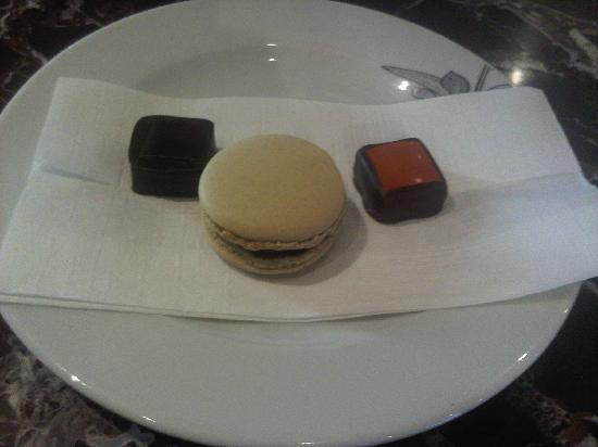 Thomas Haas: Passion Fruit & Tahitian Vanilla Chocolate