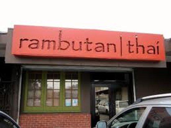 Rambutan Thai Foto