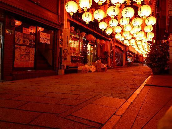 Hotel Dormy Inn Nagasaki: china town