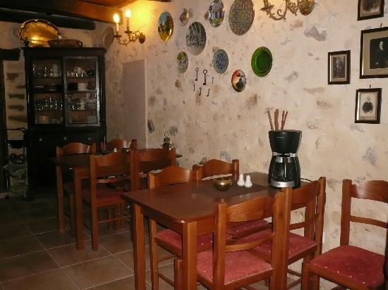 Venetian Guest's House: LA SALLE DES DEJEUNERS