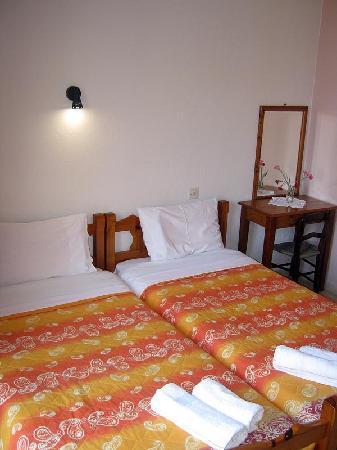 Katerina's Apartments: Twin room