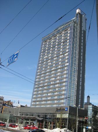 Radisson Blu Latvija Conference Spa Hotel Riga