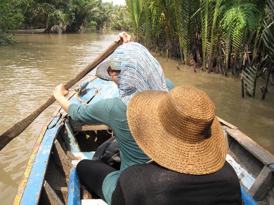 Ciudad Ho Chi Minh, Vietnam: mekong river adventure