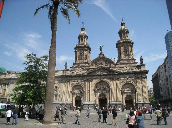 Сантьяго, Чили: Kathedrale