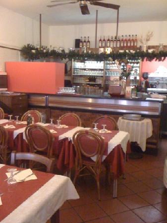 Trattoria Pizzeria Antico Gafaro: entrata