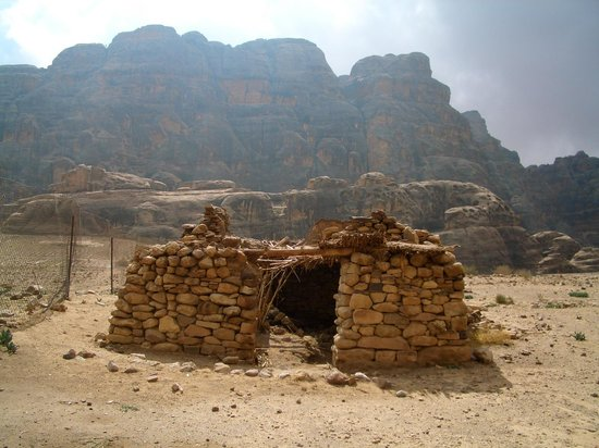 Al-Beidha: 9000 Jahre altes Haus