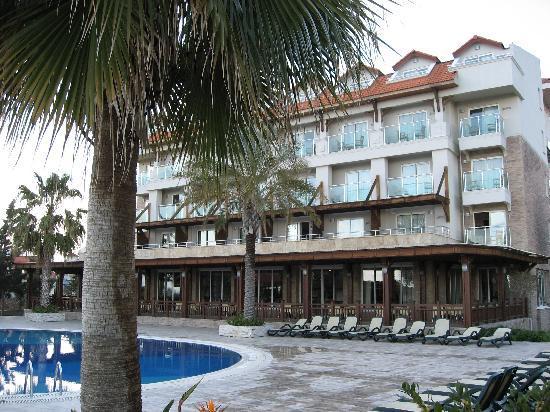 Seher Resort & Spa : Seher Beach Resort & Spa