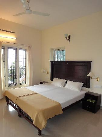 Kerala House: Chambre