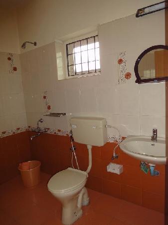 Kerala House: Salle de bain