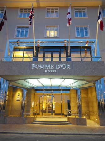 Hotel Pomme d'Or : The Pomme d'Or Hotel