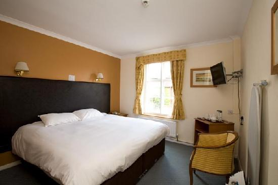 Coleshill Hotel: Bedroom