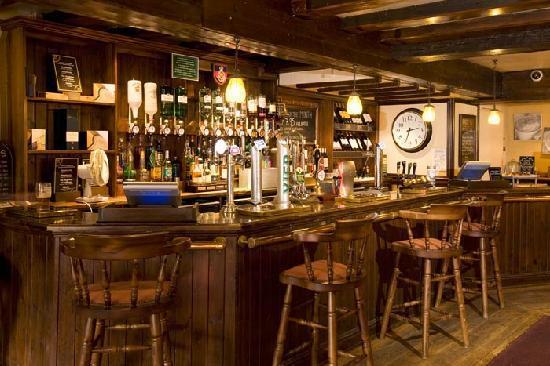 Coleshill Hotel: Bar