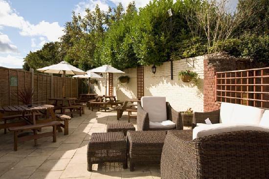 Coleshill Hotel: Garden