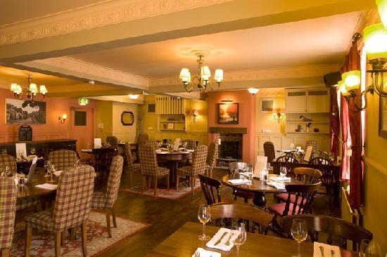 Coleshill Hotel: Restaurant