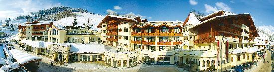 Edelweiss Grossarl: Außenansicht Winter