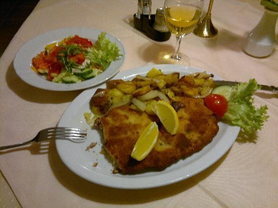 Hotel Restaurant Rosenhof: Great food - lovely presented