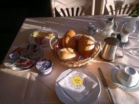 Hotel Restaurant Rosenhof: yummy breakfast
