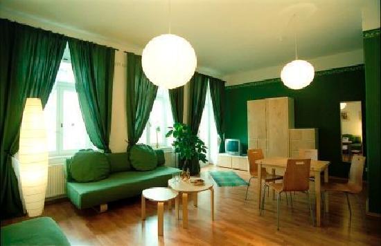 Hostel Louise 20: Zweibettzimmer