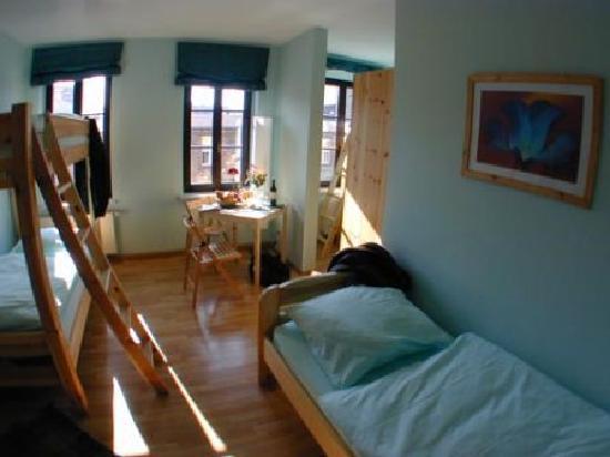 Hostel Louise 20: Mehrbettzimmer
