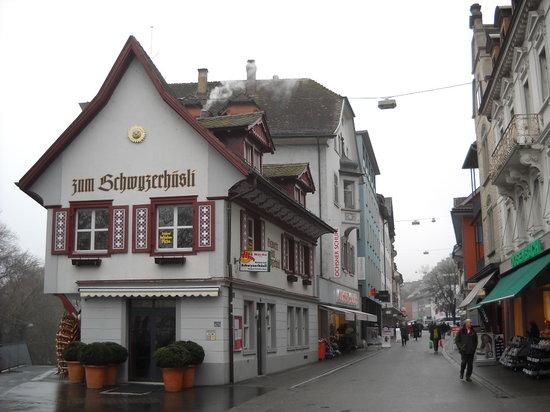 Baden, Switzerland, Feb., 2011