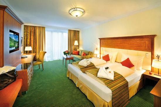 Hotel Edelweiss: Beispielzimmer