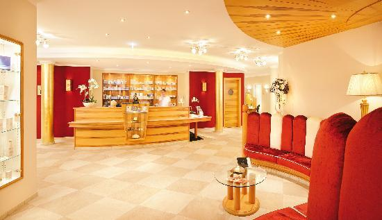 Hotel Edelweiss: Beauty & Spa