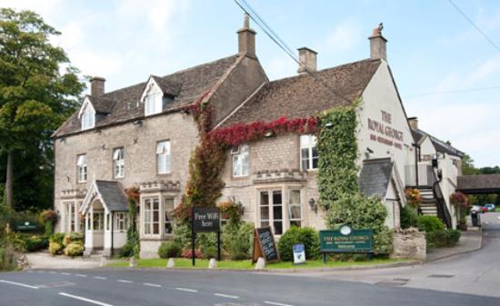 Royal George Hotel Birdlip