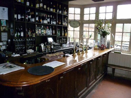 The Ram Inn: Bar