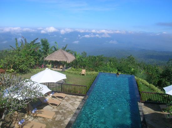 Munduk Moding Plantation: the beautiful pool