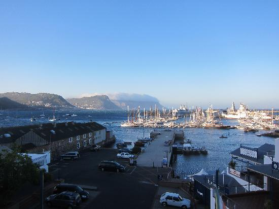 Simon's Town Quayside Hotel and Conference Centre: My view