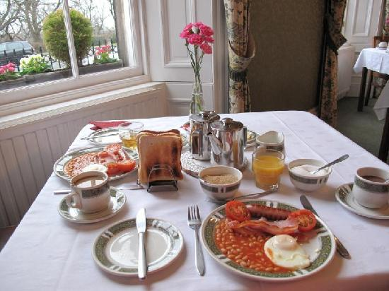 Adria House: Excellant English Breakfast