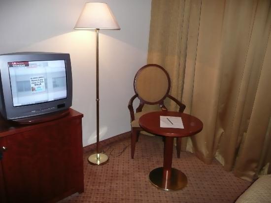 โรงแรมแรฟเฟลโล่: la chambre 205