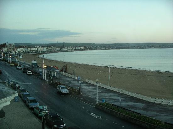 Bay View Hotel Weymouth: room view