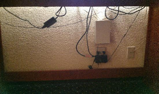 Courtyard by Marriott Fort Myers Cape Coral: all wired up
